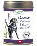 Yaspis Zeckenschutz Natur-Kraft BIO 100g