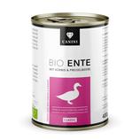 Bio Ente mit Kürbis&Preiselbeere