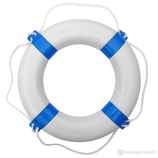 Rettungsring Weiß Blau 57 cm / 65 cm