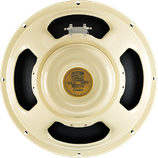 Celestion Cream Alnico 12'' 90W  8 ou 16 ohms Made In England