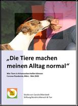 """""""Die Tiere machen meinen Alltag normal"""" (Studie)"""