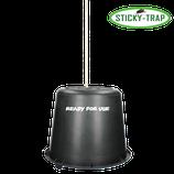 Schwarze Sticky Trap Bremsenfallen Eimer
