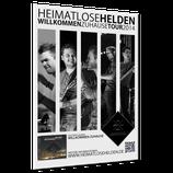 Poster - Willkommen Zuhause Tour 2014