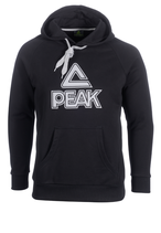 PEAK Big Logo Hoody Black