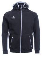 PEAK Zip Hoody Black