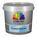 semimatt wallpaint