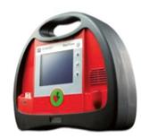 AED HeartSave 6 - Auto ou Manual