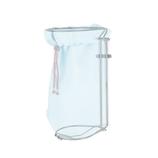 Stofpose til affaldsstativ . Bestillinger med stofposer vil blive leveret først igen fra den 17.07.19