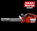 Hecht 6020 Akku Heckenschere