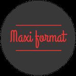 Abonnement 3 mois - Maxi format