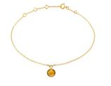 Momentoss Armband 18K gelbgold, Turmalin