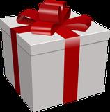 Carte Cadeau Valeur 100€ ( 25€ Offert )