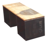 FLARE CUBE Bank
