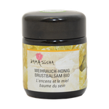 Weihrauch - Honig - Brustbalsam