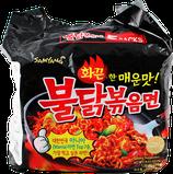 Korea Hot Chicken nudeln 140g