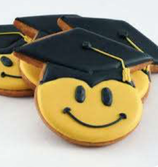 CTR138 Graduado carita feliz