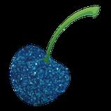 Diamantina azul turquesa