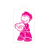 S242 Niño con corazón