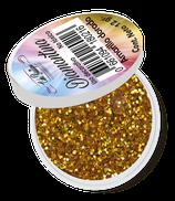 Diamantina amarillo dorado