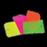 Raspas plásticas x4 37296
