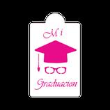 S297 Graduación sombrero
