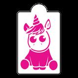 S266 Unicornio con ojitos
