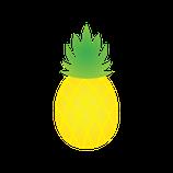 Glass Piña