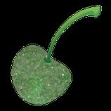 Diamantina verde neón