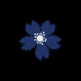 Matizador mate azul marino