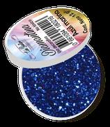 Diamantina azul marino