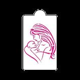 S238 Mamá con bebe