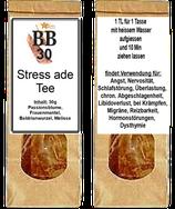 """Stress ade"" Tee, ~30g Beutel"