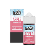 Reds ICED STRAWBERRY APPLE 60ml アメリカ便 海外発送