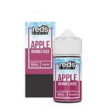 Reds ICED BERRIES APPLE 60ml アメリカ便 海外発送