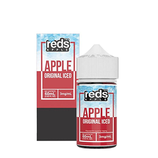 Reds ICED APPLE 60ml アメリカ便 海外発送