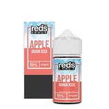Reds ICED GUAVA APPLE 60ml アメリカ便 海外発送