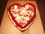 Valentinstag-Special bei Marianne's Flammkuchen in LINKENHEIM
