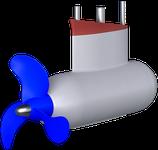 Aquamot Trend 4.3 Flanschmotor