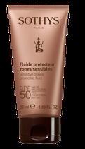 Fluide protecteur zones sensibles SPF 50 (Sonnenschutz für empfindliche Haut)