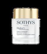 Hydra3Ha.™ Crème hydratante jeunesse confort (Crème jeunesse Feuchtigkeit confort)