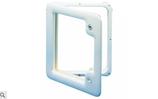 Thetford Serviceklappe Gr. 3 lichtgrau Tür Toilette für WC Cassette NEU