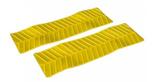 Anfahrhilfe 2 Stück≙7,49€/Stk. Grip System Anti Rutsch Platten gelb