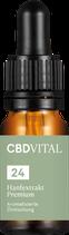 CBD Hanfextrakt PREMIUM 24 %