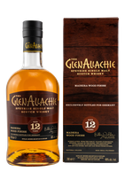 The GlenAllachie - 12 Jahre - Madeira Wood Finish - 48% - Exclusively bottled for Germany