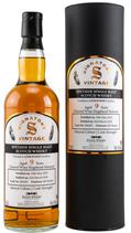 Linkwood 2010/2020 - 9 Jahre - Charred Wine Hogshead Matured - Cask: #306203 - 58,1% Vol - Signatory Vintage Speyside Single Malt Scotch Whisky