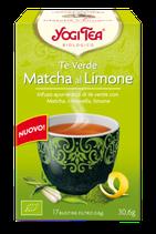 Yogi - Tè Verde Matcha al Limone