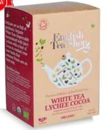 ETS - Tè Bianco Lychee e Cacao