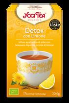 Yogi - Detox con Limone