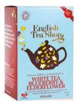 ETS - Tè Bianco, Mirtillo e Sambuco