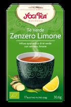 Yogi - Tè Verde Zenzero e Limone